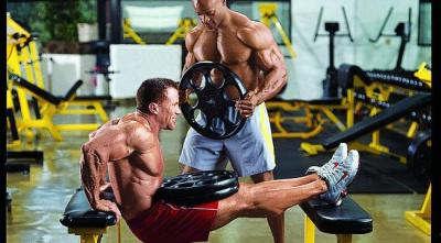 Fitness Drive Bench Dips