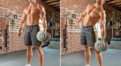 Fitness Drive Weighted Side Bends