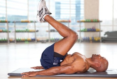Fitness Drive Reverse Crunch