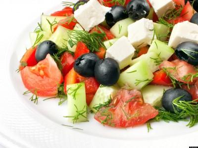 Fitness Drive Mediterranean Diet