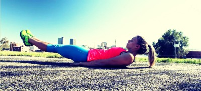 Fitness Drive Six Inch Ab Exercise